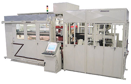 Inline Thermoforming Machine