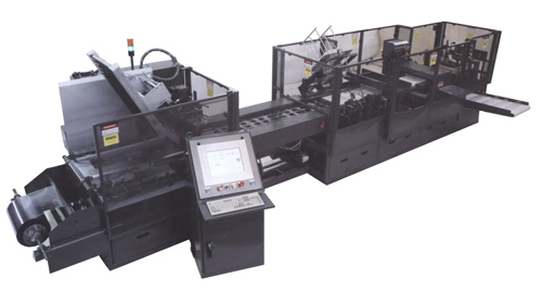 Horizontal Form Fill Seal and Trim, Zed Model 200