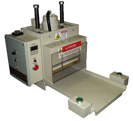 Blister Pack Sealer, Zed Model EZB