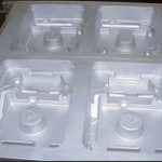 Water Cooled Aluminum Thermoform Tooling